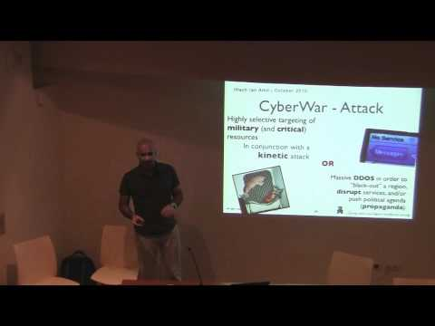 SOURCE Barcelona 2010: Cyber[Crime|War] - Connecting the Dots