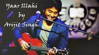 Yaar Illahi (Qawwali) lyrics video by Divya Kumar, Arijit Singh & Arshad Mahmud