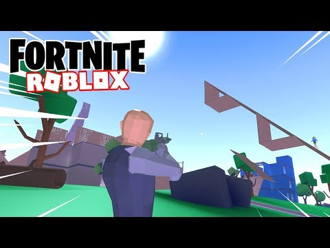 STRUCID, the NEW ROBLOX FORTNITE with RTHRO!