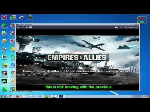 How To Game Play Empires And Allies At Computer