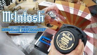 The Acura is Done! and RARE MCINTOSH AUDIO GEAR for the T-Bird! - White Rider series #38