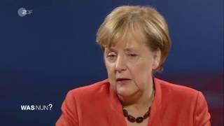 Nach Scheitern der Jamaika-Sondierung  : ZDF Was nun, Frau Merkel