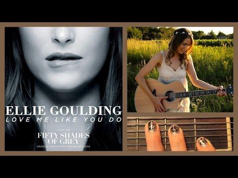 Love Me Like You Do // Guitar Tutorial // Ellie Goulding
