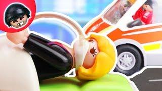 KARLCHEN KNACK #46 - Karla muss ins Krankenhaus - Playmobil Polizei Film