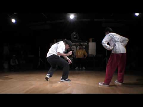 エンジェライズ(Ringo Winbee & Rio) Vs 健翔 BEST8 KIDS / WDC 2016 KANTO 2on2 DANCE BATTLE