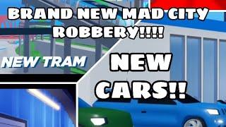 BRAND NEW MAD CITY TRAIN ROBBERY!!