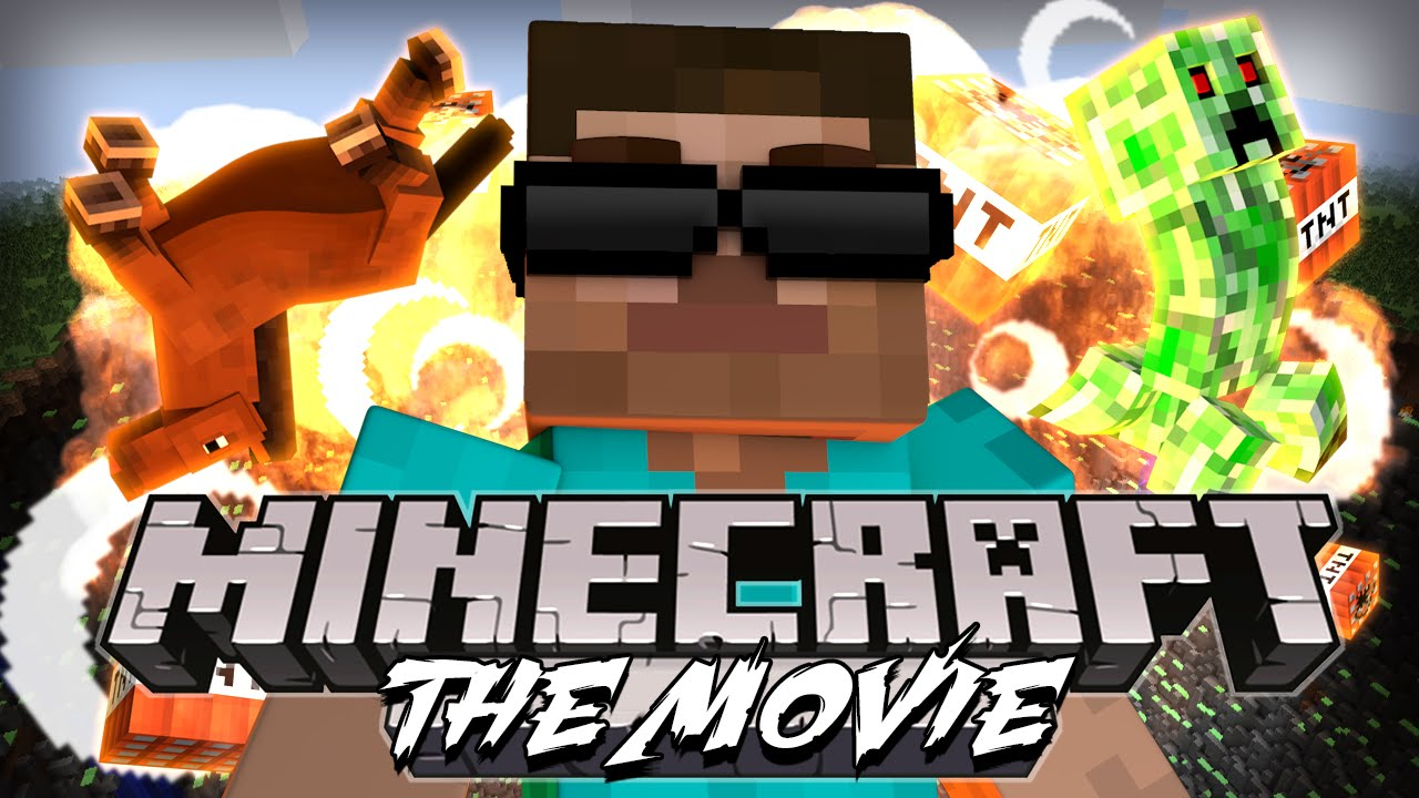 If Minecraft was a Movie - YouTube