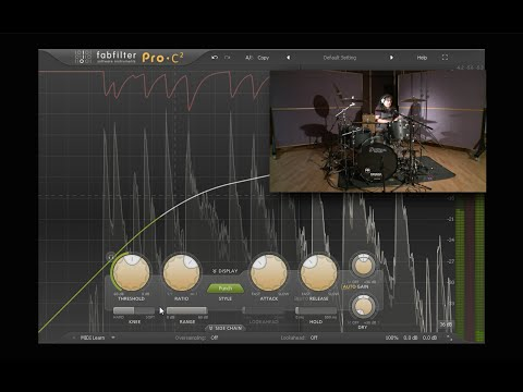 Introduction to FabFilter Pro-C 2 compressor