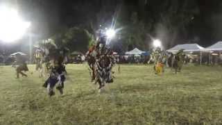 Stanford Powwow 2015 Mens Northern Traditional Song 2 Friday