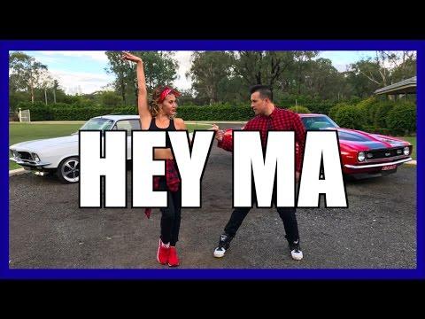 Pitbull & J Balvin ft. Camila Cabello - HEY MA Dance Choreography 🖖 #TheFateOfTheFurious #F8