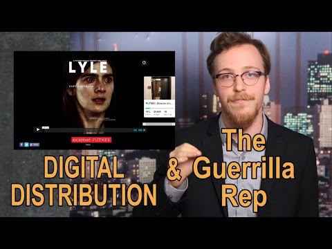 Digital Distribution & The Guerrilla Rep - INDIE IRON