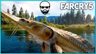 Far Cry 5 GeoGameTactics-თან ერთად / თევზაობა- ნადირობა