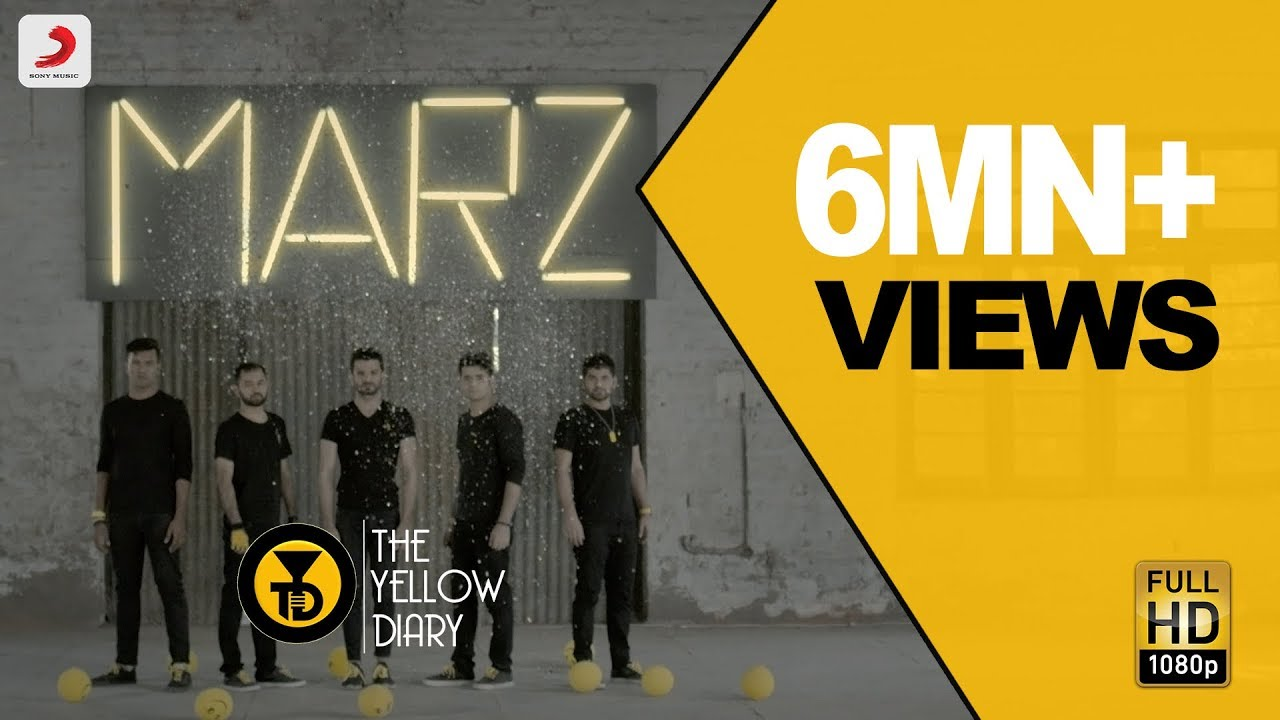 Download Marz - Official Video | The Yellow Diary | Latest Hit Song 2018