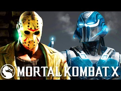 MY TOP 5 COMEBACKS IN MORTAL KOMBAT X - THANK YOU FOR 200K SUBSCRIBERS!!