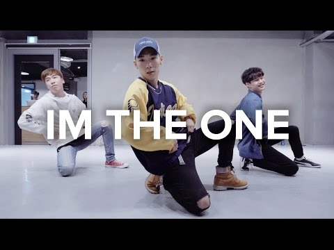 I'm The One - DJ Khaled / Koosung Jung Choreography