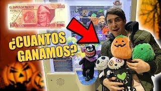¿Cuantos Peluches De Halloween Podemos Sacar Con $100?