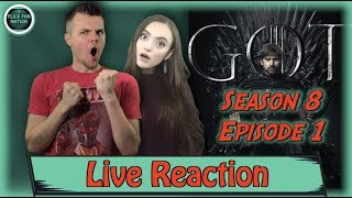 Game of Thrones Season 8 Episode 1 Reaction and Review