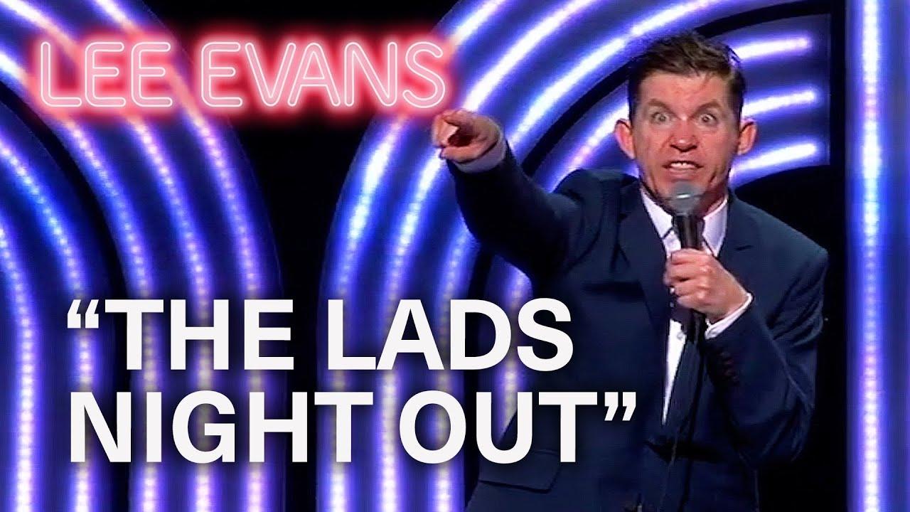 Stag Dos & Hen Nights | Lee Evans