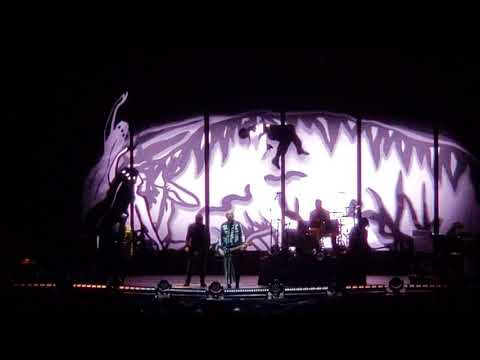 The Smashing Pumpkins - Porcelina of the Vast Oceans  at Gila River Arena 071218