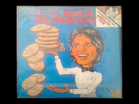 Ang Labing Makalingaw Nga Mga Awit Ni MAX SURBAN - FULL Album (1983) on vinyl / plaka LP