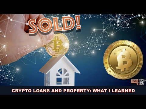 BUYING AN INVESTMENT PROPERTY WITH CRYPTO (BE CAREFUL!)