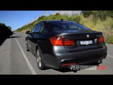 2013 Bmw Activehybrid 3 M Sport Engine Sound And 0 100kmh Youtube