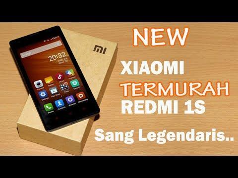 [Xiaomi TEMURAH] Redmi 1S Masih Ada Barunya Loh !!! - Unboxing & Review