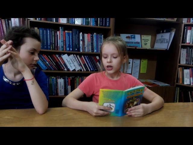 Изображение предпросмотра прочтения – АнгелинаТарасова читает авторское произведение «Сказка Лиса и тетерев»