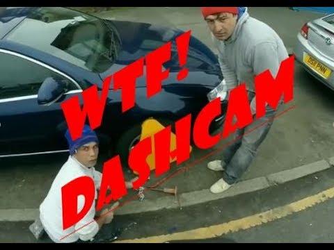 Crazy&Funny European Dashcam Clips #1