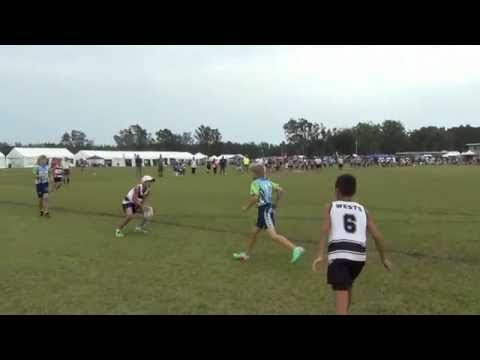 NSW Junior State Cup 2014 Wests U12s Champions - Touch Football