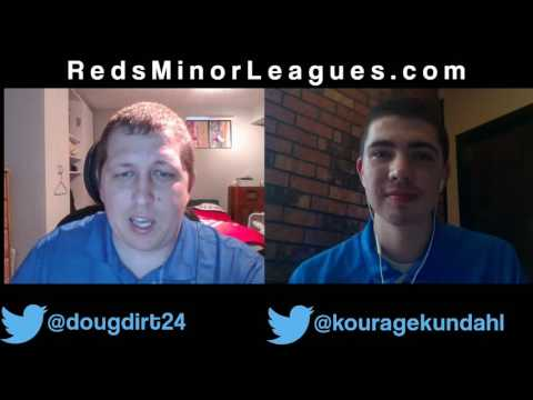 Cincinnati Reds Minor League Talk: Episode 1