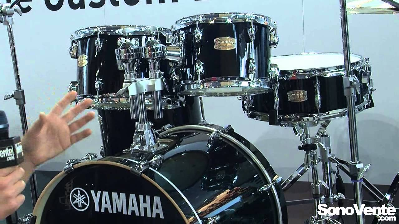 yamaha batterie stage custom birch musikmesse 2014. Black Bedroom Furniture Sets. Home Design Ideas