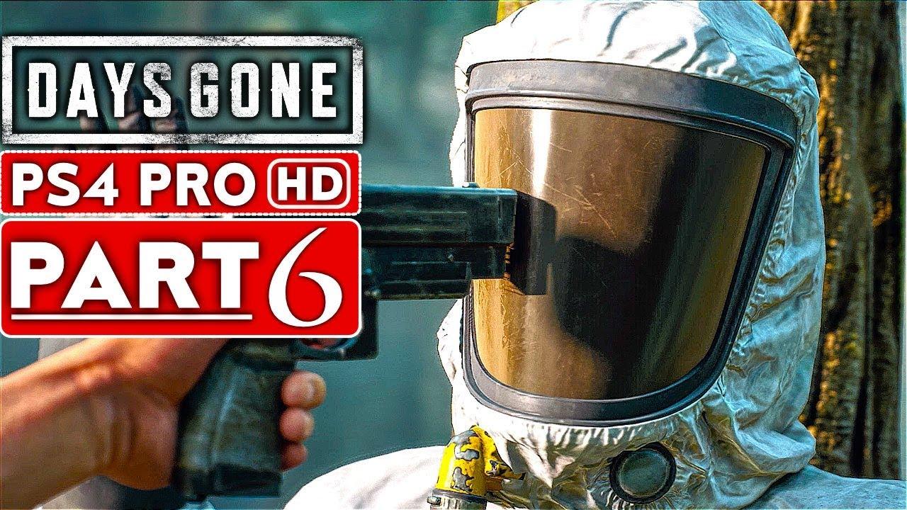 TAGE GONE Gameplay Komplettlösung Teil 6 [1080p HD PS4 PRO] - Kein Kommentar + video