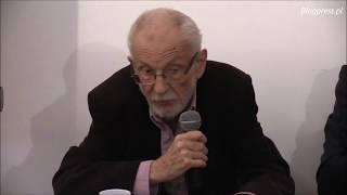 Spotkanie z prof. Bolesławem Orłowskim - po projekcji filmu Aliny Czerniakowskiej (Klub Ronina)