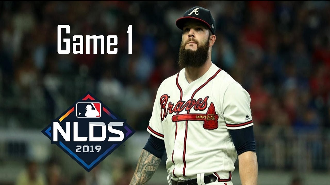 2019 NLDS - Game 1 | Braves Highlights