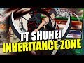 TT SHUHEI HISAGI (ABSOLUTE BEAST) vs INHERITANCE ZONE! Bleach Brave Souls