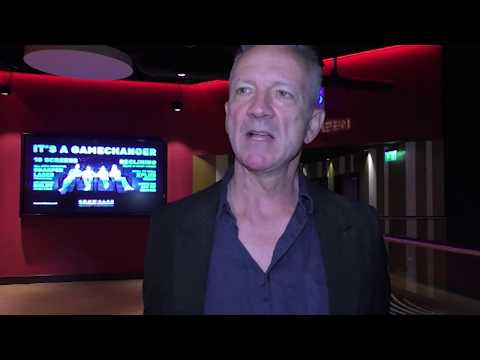Hackers Director Iain Softley Attended A Special Screening of His Movie In Southampton