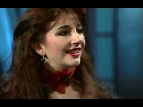 Kate Bush on Looking Good, Feeling Fit - YouTube