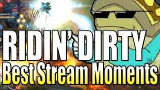 RAMMUS RIDIN' DIRTY - Best Stream Moments #24 - League of Legends