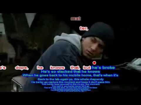 Lose Yourself - Eminem - Same-Language-Subtitling