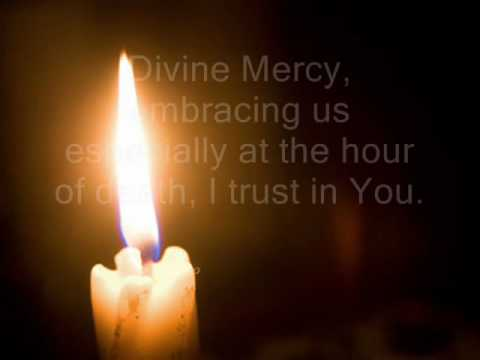 Litany of the Divine Mercy