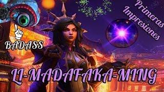 Heroes of the Storm - LI-MING, en una partida de mierda xD | Primeras Impresiones