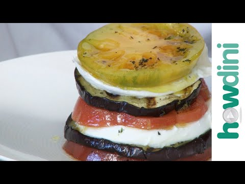 How to Make Eggplant Stacks Recipe