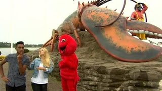World's Largest Lobster, Shediac, NB