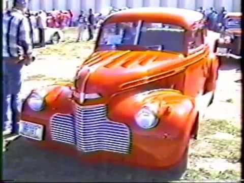 NDSRA Car show in Jamestown ND 1991