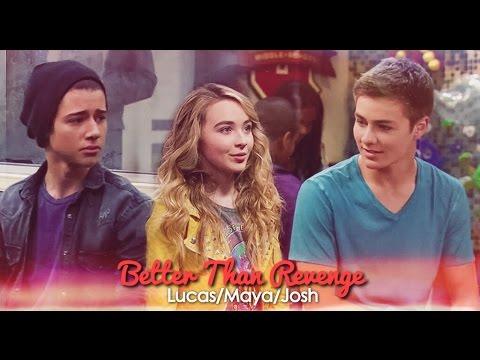 Lucas/Maya/Josh - Better Than Revenge