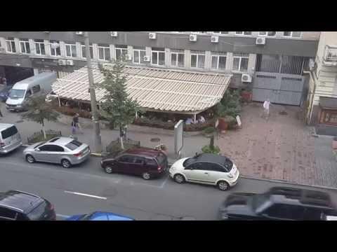 Jazz on Pushkinska street in Kiev
