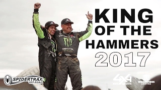 King of the Hammers 2017 RACE DAY HIGHLIGHTS