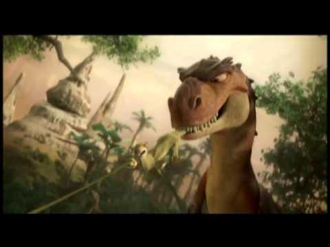 Ледниковый период 3: Эра динозавров русский трейлер