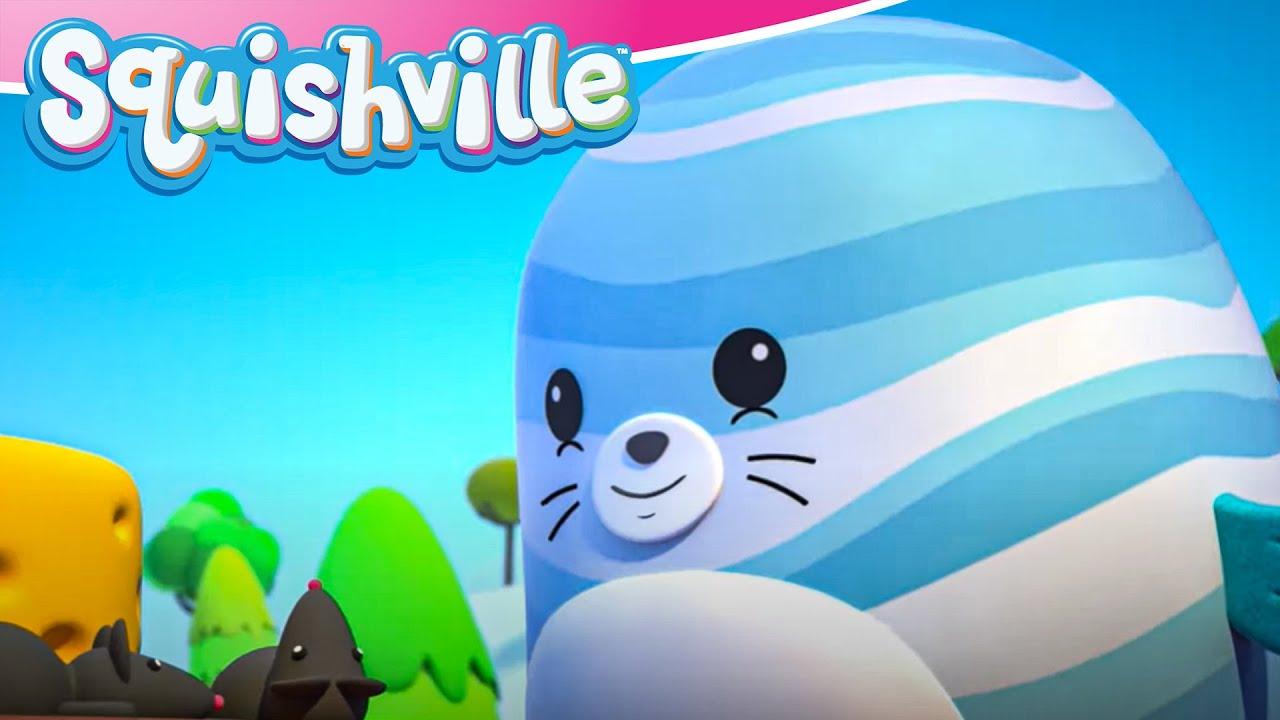 De-Lola-Licious - Squishville by Squishmallows   Playground for Children   Moonbug Kids